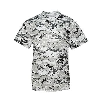 Badger - Digital Camo Youth Short Sleeve T-Shirt - 2180